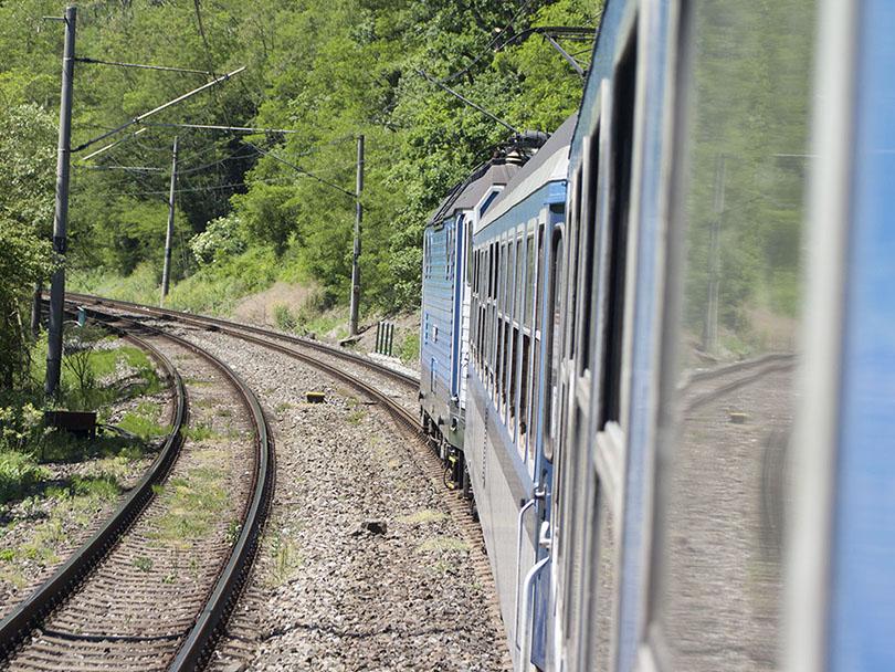 Môj dobrý kamarát z Prahy mi poradil krásne miesto na trati číslo 170 v Zbirohu. Išli sme tam fotiť legendárny Orient Expres. Zavolal som kamarátov a išli sme. 362 131 v čele rýchliku 776 Pancíř.