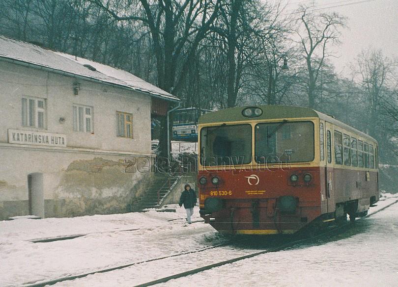 idylka v žst. Katarínska Huta (2003)