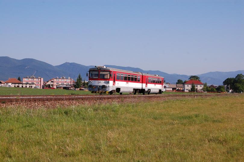Os. 7523 a Bageta 913.009 pri Malom Čepčíne