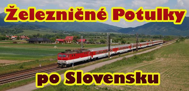 Železničné Potulky po Slovensku