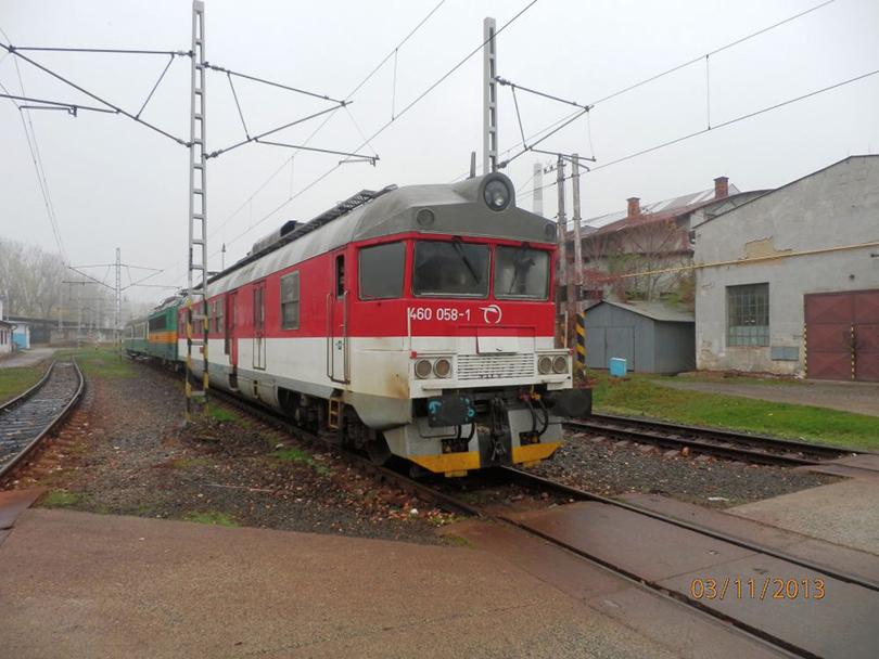 RD Košice. 3.11.2013 (Milan)