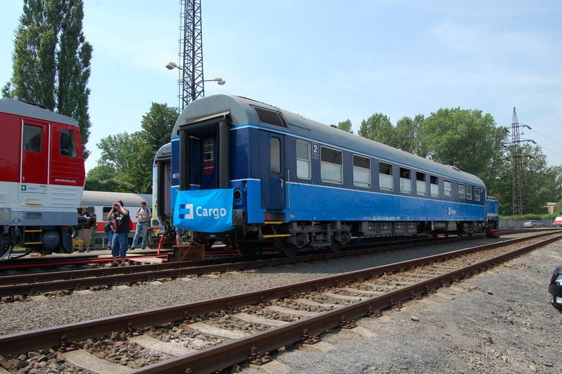 Osobný vagón ČD Cargo
