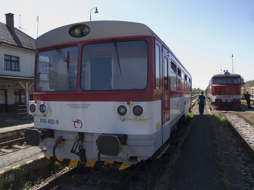 prišla nás pozrieť aj 810-ina stanica Zlaté Moravce.