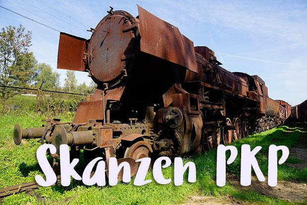 Múzeum koľajových vozidiel a železničných zariadení v Chabówke