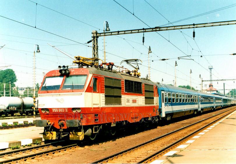 350.002-2 Havlíčkův Brod 7.6.1996 Ex 1111