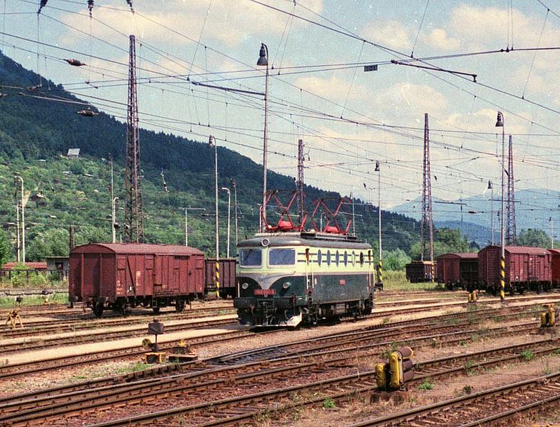 zase jednotka pri výkone služby v r.1994