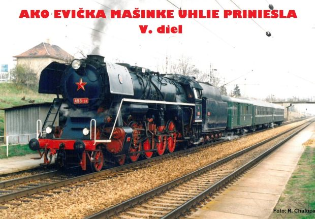 Ako Evička mašinke uhlie priniesla V.diel
