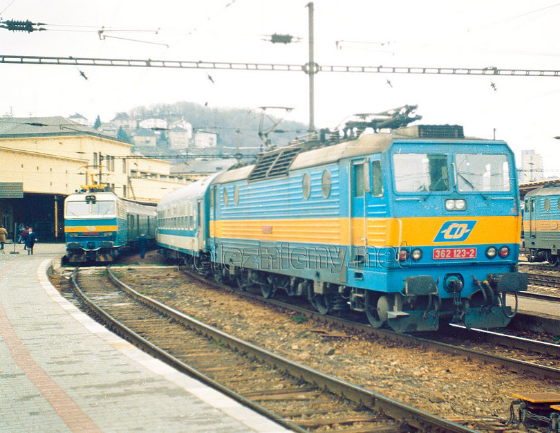 znovu Balt Orient Expres, tentokrát s 362.123-2