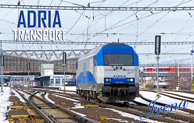ADRIA TRANSPORT 2016.920 Irena