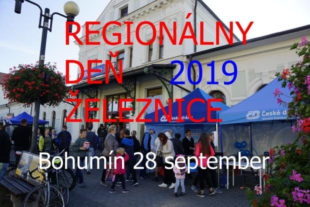 Deň železnice v Bohumíne